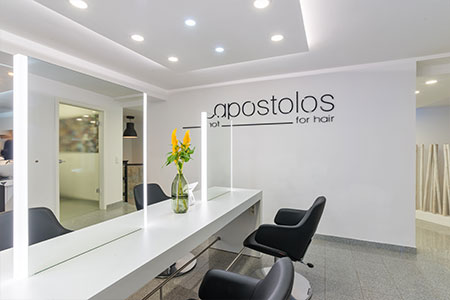 Apostolos for hair - Neuss